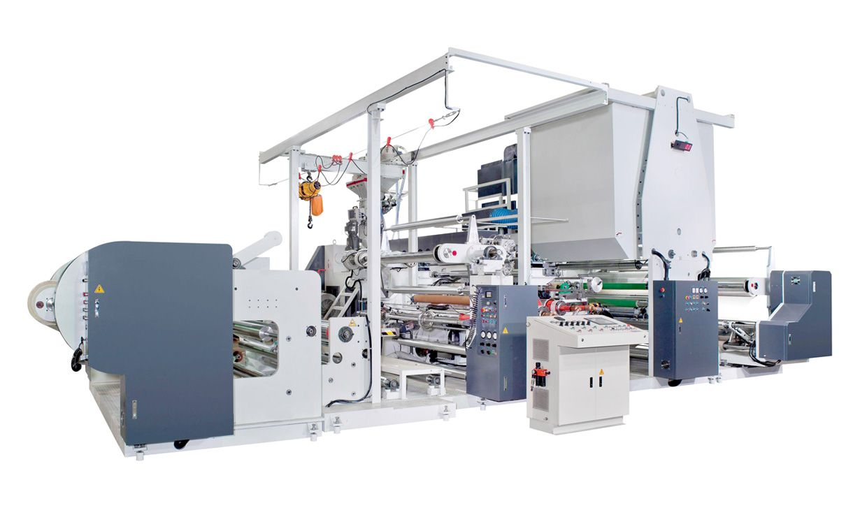 YSJ-Series Extrusion Coating Machine ( New Product )