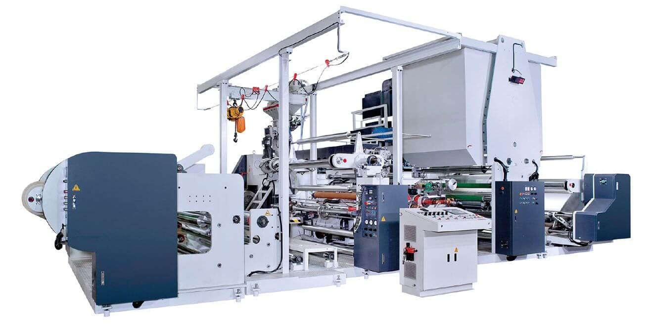 Mono Extrusion Coating Machine